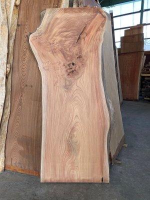 欅 無垢一枚板 個性的な形!