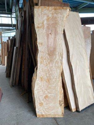 栃(トチ)デスク、カウンター用の天板材