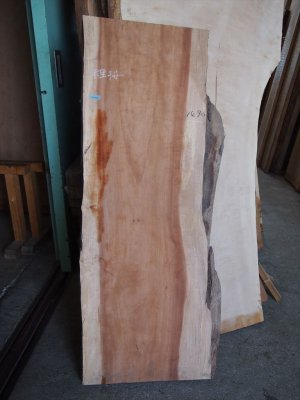 朱里桜一枚板 天板材、看板材