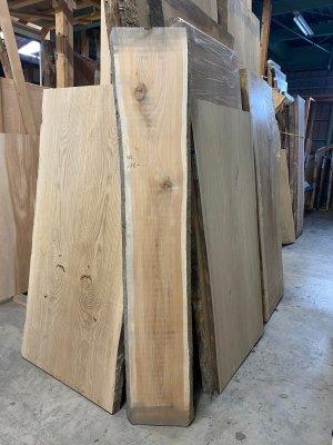 ケンポナシ 無垢一枚板  コーヒーテーブル用の天板材
