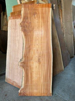 欅(ケヤキ)無垢一枚板 デスクの天板におすすめ