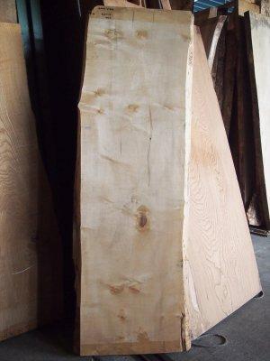 輝く栃(トチ)無垢一枚板  デスク用の天板材