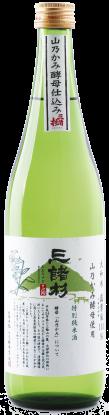 三諸杉 特別純米酒 山乃かみ 1.8L