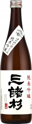 三諸杉 純米吟醸 露葉風 720ml