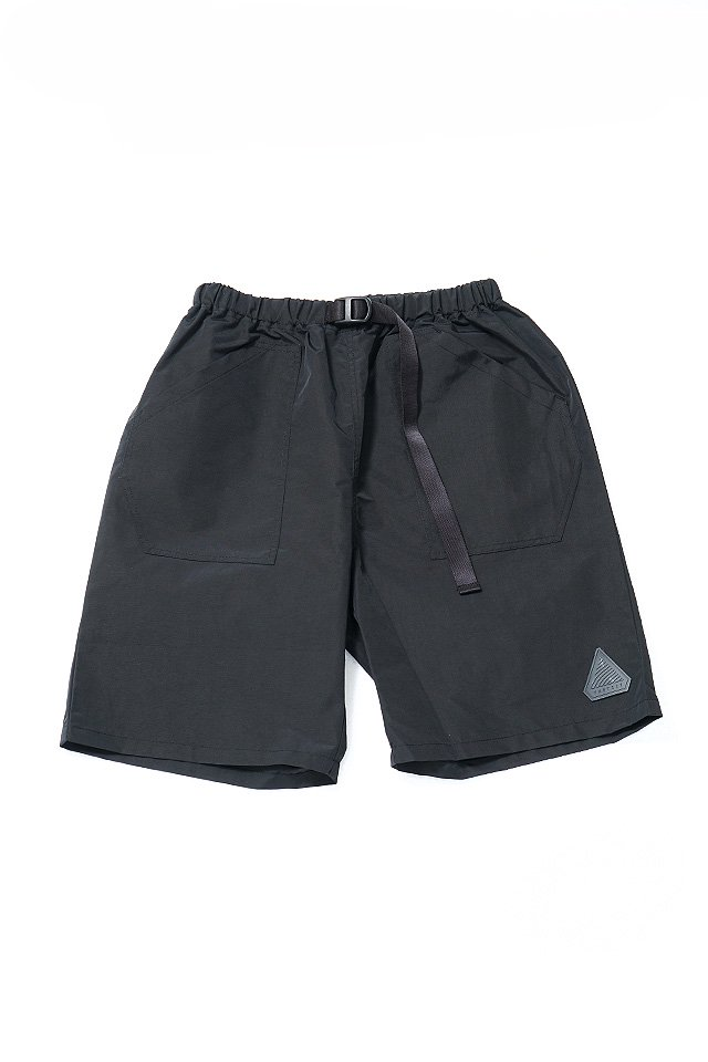 THE TEST - EASY SHORTS (BLACK)