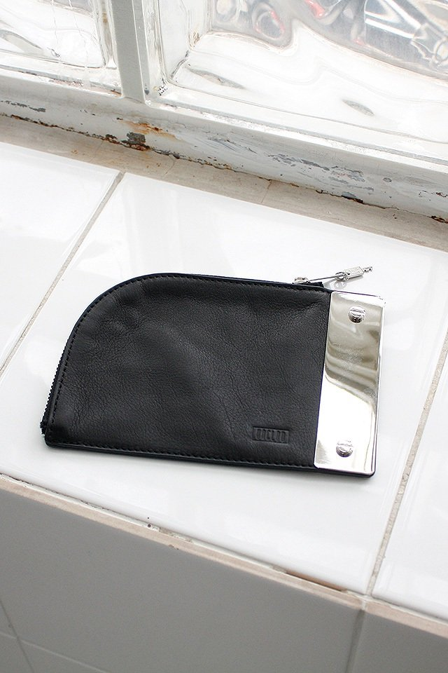 unclod - PILL POUCH (BLACK)「アンクロッド」[ポーチ]