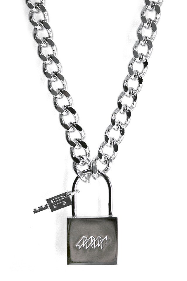 unclod × GYFT by HFRACTAL - PADLOCK NECKLACE「アンクロッド」[ネックレス]