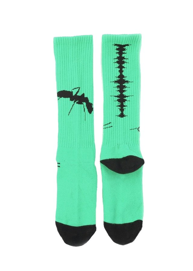 MUZE x Fun - NOISE SOCKS (MINT)「ミューズ」[ソックス]
