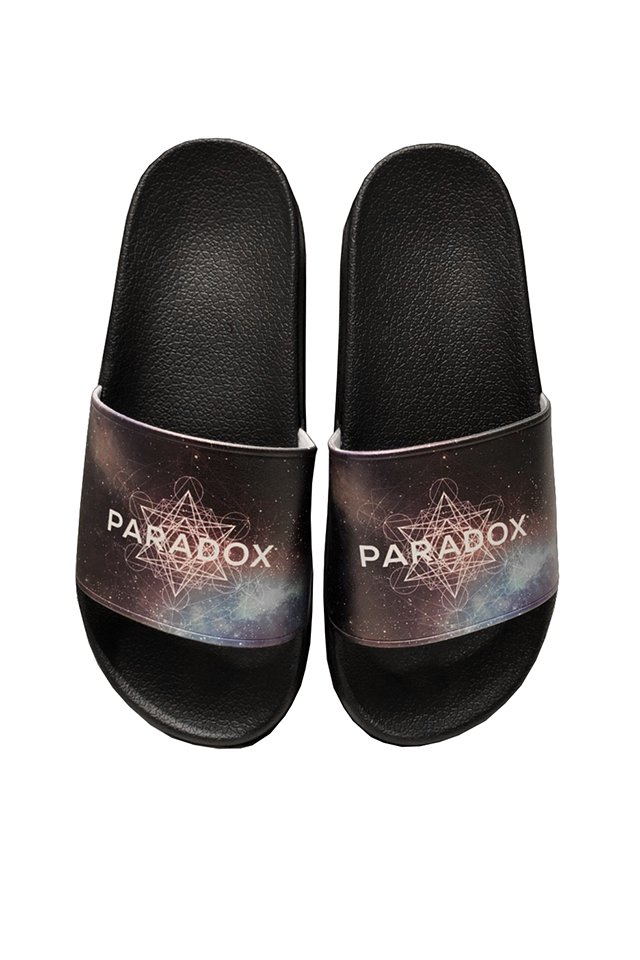 PARADOX - GRAPHIC SANDAL (COSMICRAYS)「パラドックス」[シューズ]