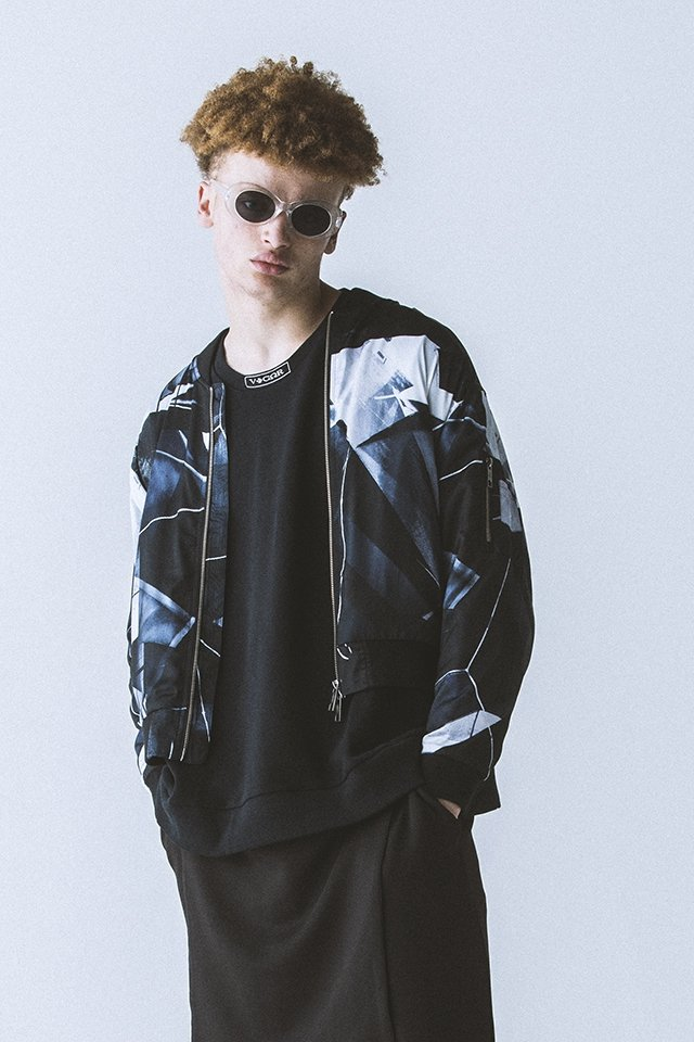 【20%OFF】PARADOX - GRAPHIC BLOUSON(FACTOR) 「パラドックス」[アウター]
