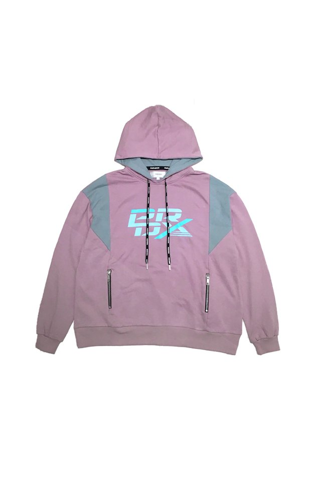【10%OFF】PARADOX - SWITCH PARKA (PURPLE-GRAY) 「パラドックス」[パーカー]