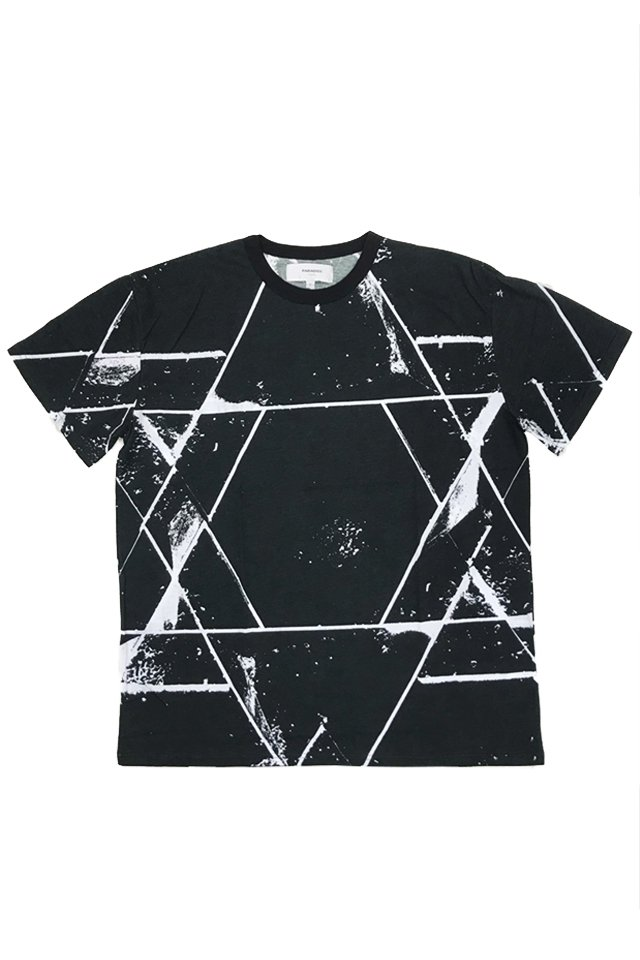 PARADOX - GRAPHIC BIG TEE (HEXAGRAM)「パラドックス」[シャツ]