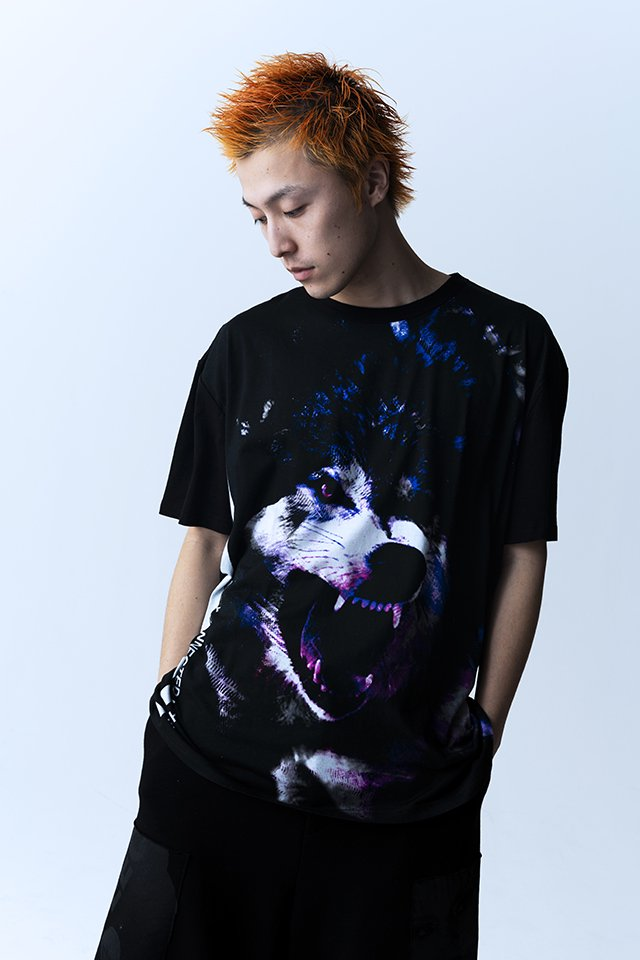 PARADOX - GRAPHIC BIG TEE (KAMUY)「パラドックス」[シャツ]