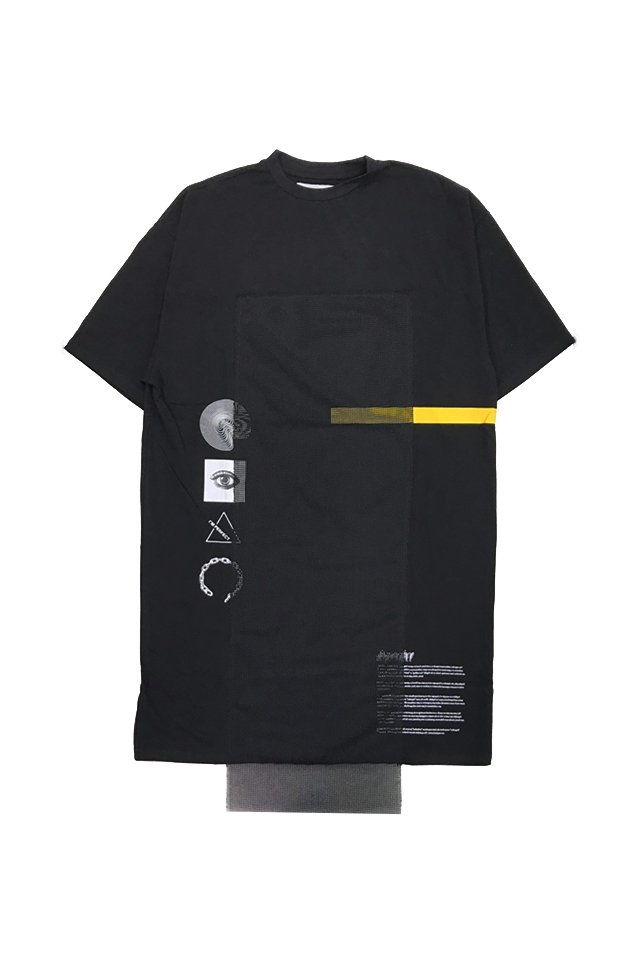 【10%OFF】PARADOX - LONG T-SHIRTS(BLACK)「パラドックス」[シャツ]