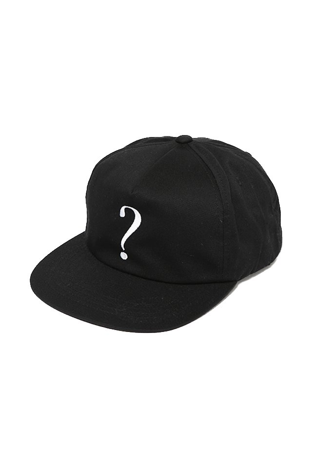 SILLENT FROM ME - QUERY -Snapback- (BLACK)「サイレントフロムミー」[キャップ]
