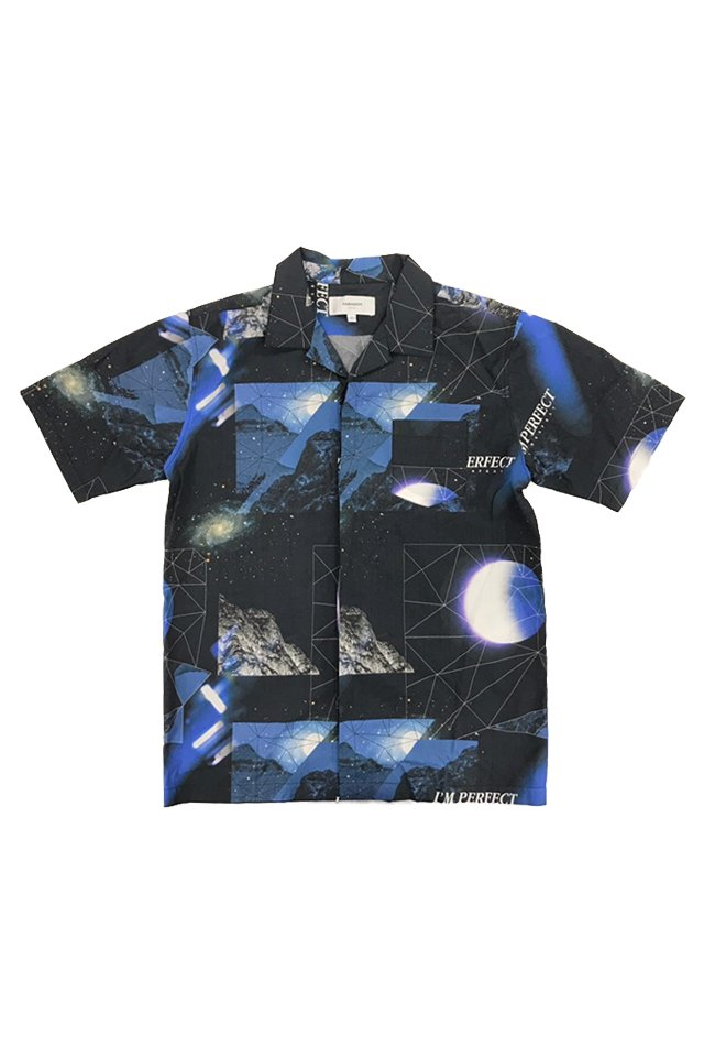 PARADOX-GRAPHIC S/S SHIRTS(COLOR)「パラドックス」[シャツ]