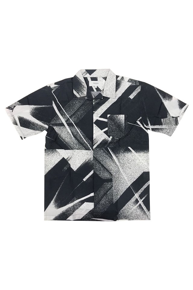 PARADOX-GRAPHIC S/S SHIRTS(BLACK)「パラドックス」[シャツ]