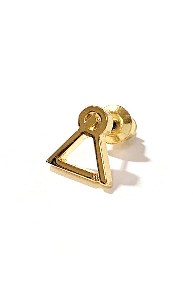 【20%OFF】LISTLESS - LOGO PIACE (GOLD)