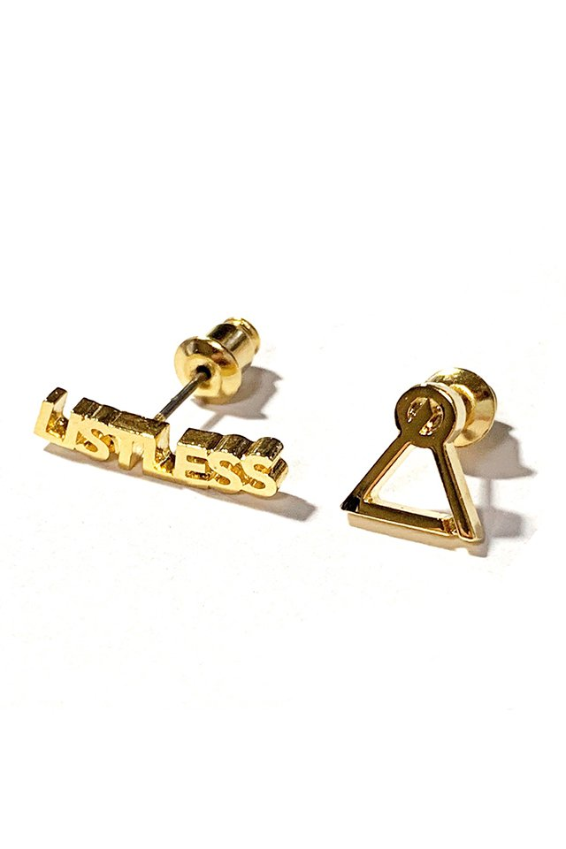 【30%OFF】LISTLESS - PIACE SET GOLD (セット商品)