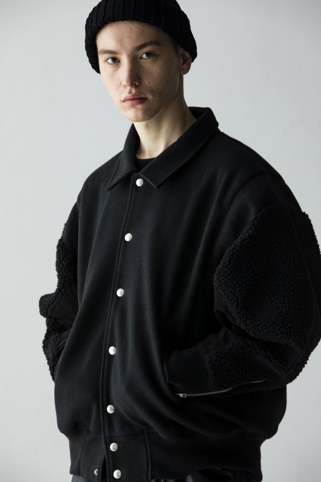 PARADOX - BOA STADIUM JUMPER (BLACK)