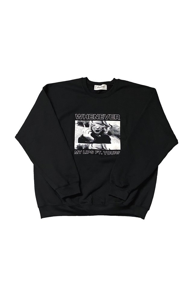 【10%OFF】PARADOX - WITH CIGARETTES SWEAT