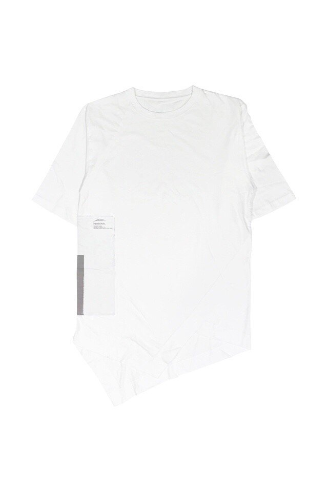 MUZE BLACK LABEL - LAYERED TEE (PERSONAL) (WHITE)