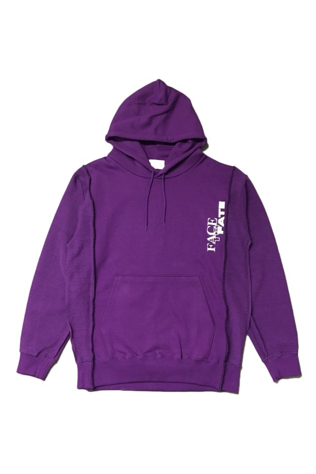 PRDX PARADOX TOKYO - INSIDE OUT PARKA「FACE TO FACE」(VIOLET)