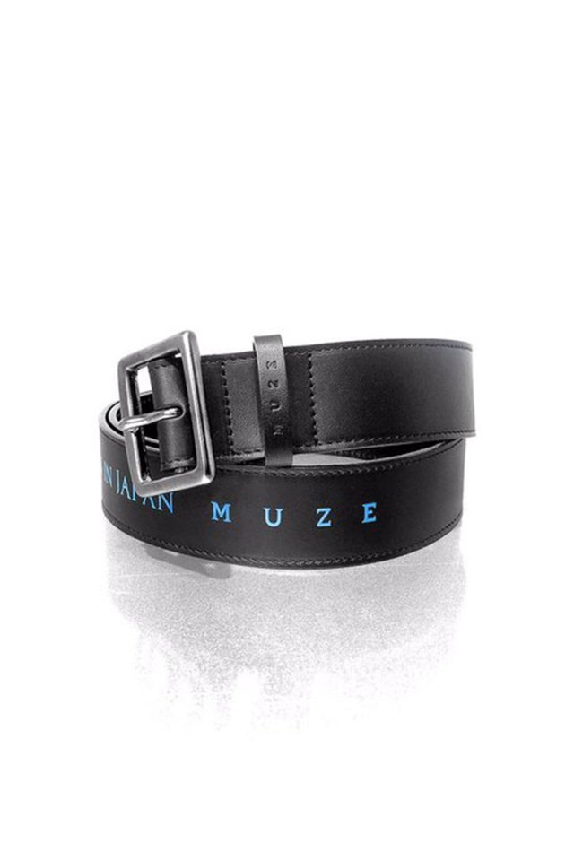 MUZE - MODERN CLOTHES CREATION IN JAPAN LEATHER BELT
