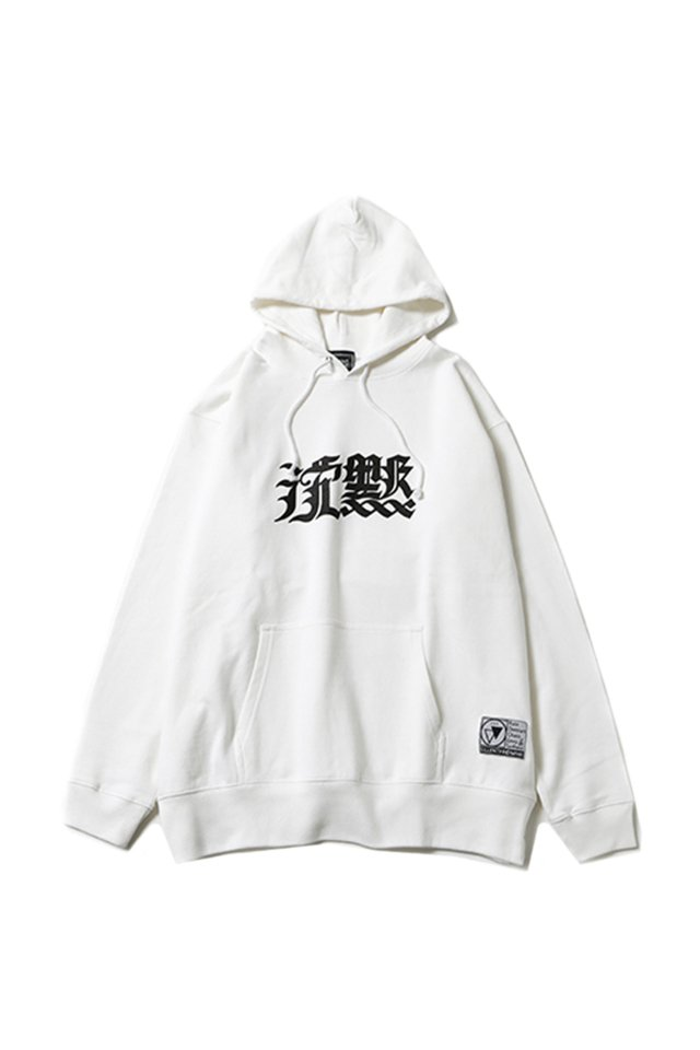 SILLENT FROM ME - 沈黙 -Pullover-(WHITE)