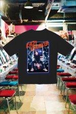 火寺企画 - チャイナガールTシャツ(BLACK)