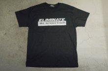 ELIMINATE - EL3 TY2 LOGO TEE(BLACK)