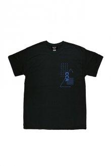 """【受注商品】RIOT APPAREL - Cocoa Domyoji - """"COCOA"""" T-Shirts (BLK)"""