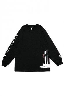 【販売終了】RIOT APPAREL - Saki Ashizawa - Original L/S Tee ( BLACK )