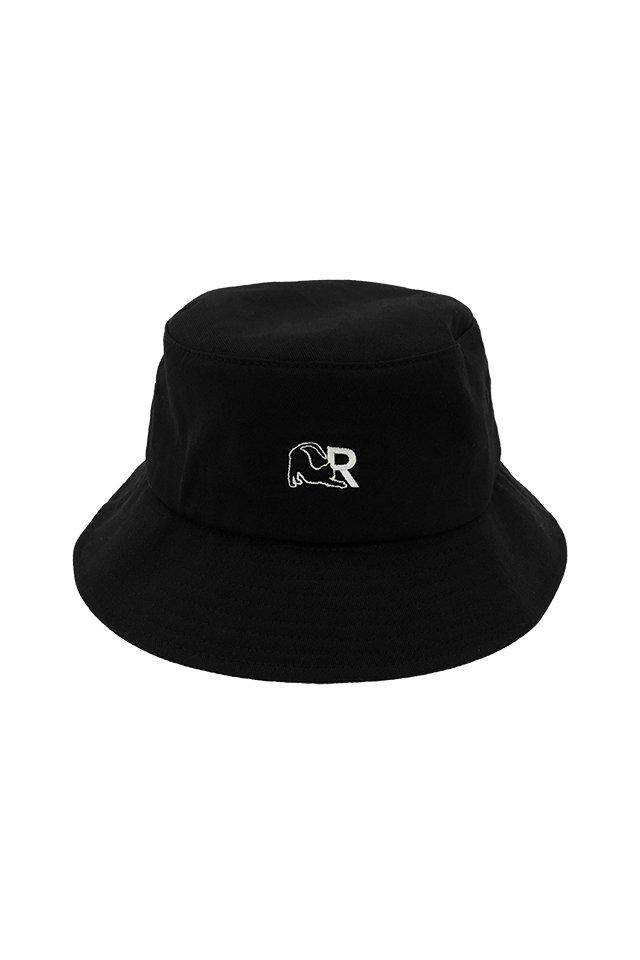 【販売終了】Lobelia - BUCKET HAT Directed by Rion (BLACK)
