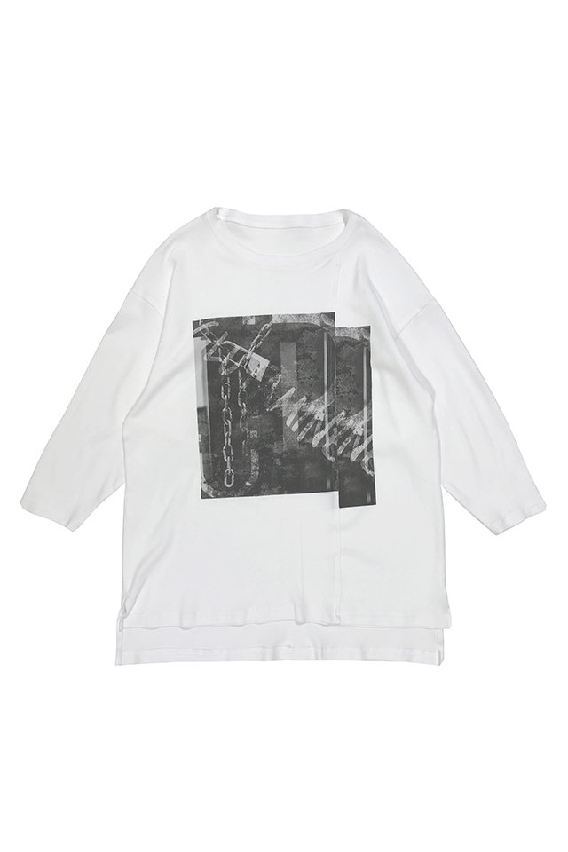 GLuCK APPAREL - CUT-OFF TOPS「グリュックアパレル」