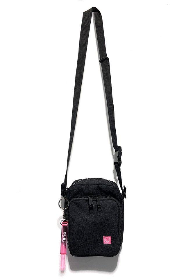 GLuCK APPAREL - LOGO SMALL BAG「グリュックアパレル」