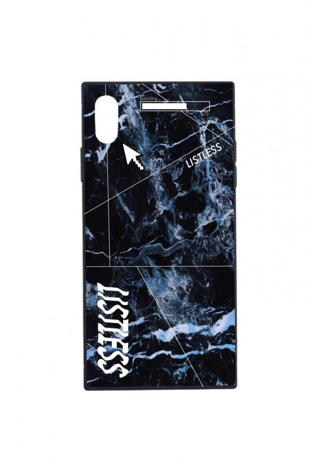 【6月下旬〜7月上旬お届け予定先行予約商品】LISTLESS - LEATHER SMART PHONE CASE「Summer Freeze」