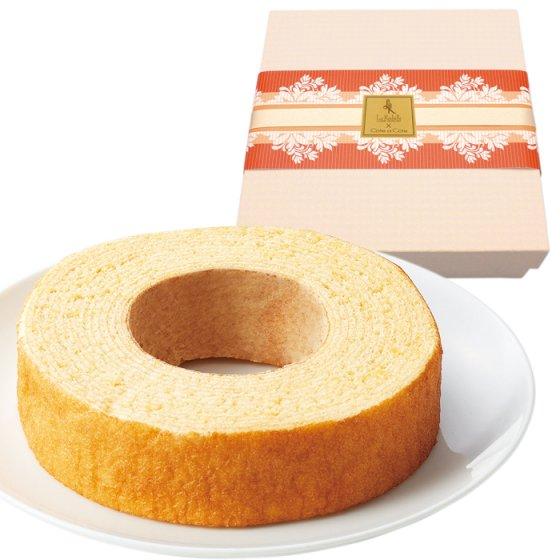 コータ・コート ラ・ロシェル 贅沢なりんごクーヘン