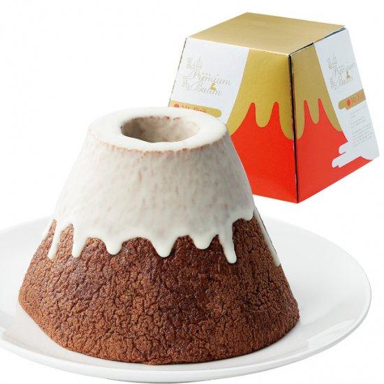 コータ・コート 富士山プレミアム頂上バーム チョコ