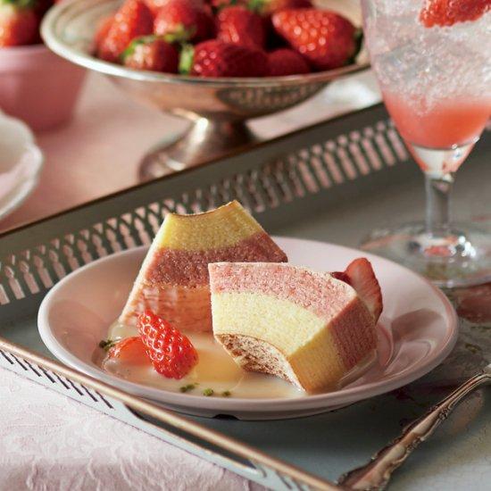 コータ・コート 贅沢苺のミルクバーム