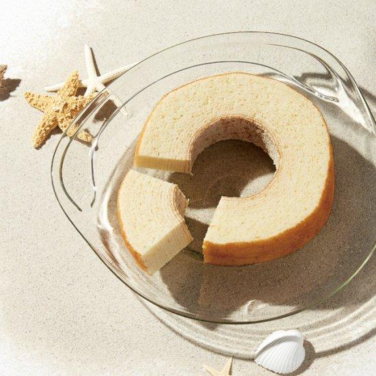 引き菓子の王様バームクーヘン