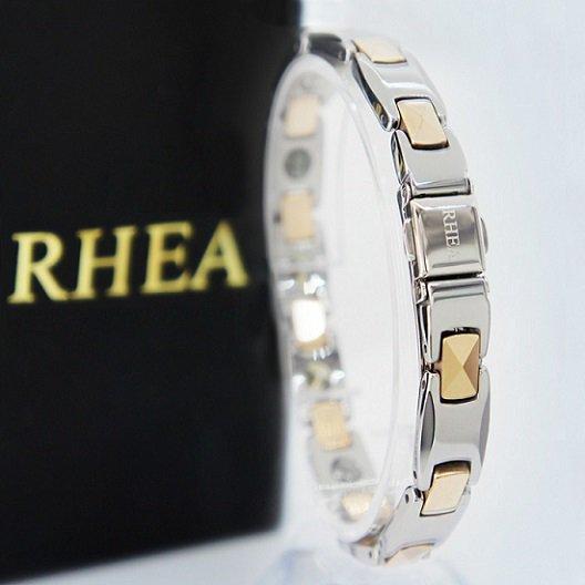 RHEA ブレスレット ゴ−ルドシルバ−