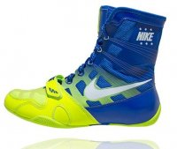 <img class='new_mark_img1' src='//img.shop-pro.jp/img/new/icons5.gif' style='border:none;display:inline;margin:0px;padding:0px;width:auto;' />NIKE(ナイキ) ボクシングシューズ ハイパーKO/ゲーム・ロイヤル×イエロー