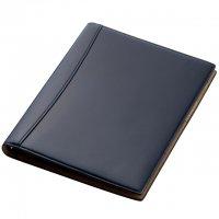 ブレイリオ/Brelio コードバン A5サイズ システム手帳 6穴16mm No.733 ネイビー