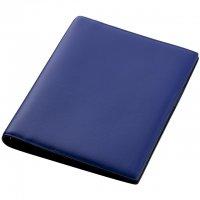 ブレイリオ/Brelio ブレンタボックスカーフ A5サイズ システム手帳 6穴16mm No.732 ブルー