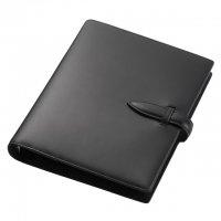 ブレイリオ/Brelio シックコードバン A5サイズ システム手帳 6穴20mm No.926-11 ブラック