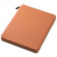 ブレイリオ/Brelio モルビド A5サイズ システム手帳 6穴16mm No.736-34 オレンジ/アイボリー