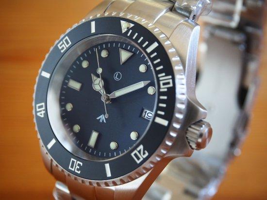 innovative design ef184 82a61 MWC時計のサブマリーナ ステンレスブレス ノンロゴ ロレックス風 - MWC時計専門店~UNLIMITED | アメリカ軍やドイツ軍の軍用時計