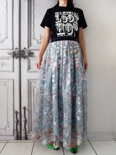まるでドレスなスカート