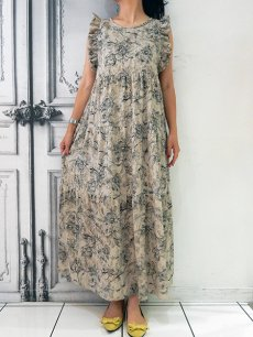 manielle定番ドレス ゆったりバージョン